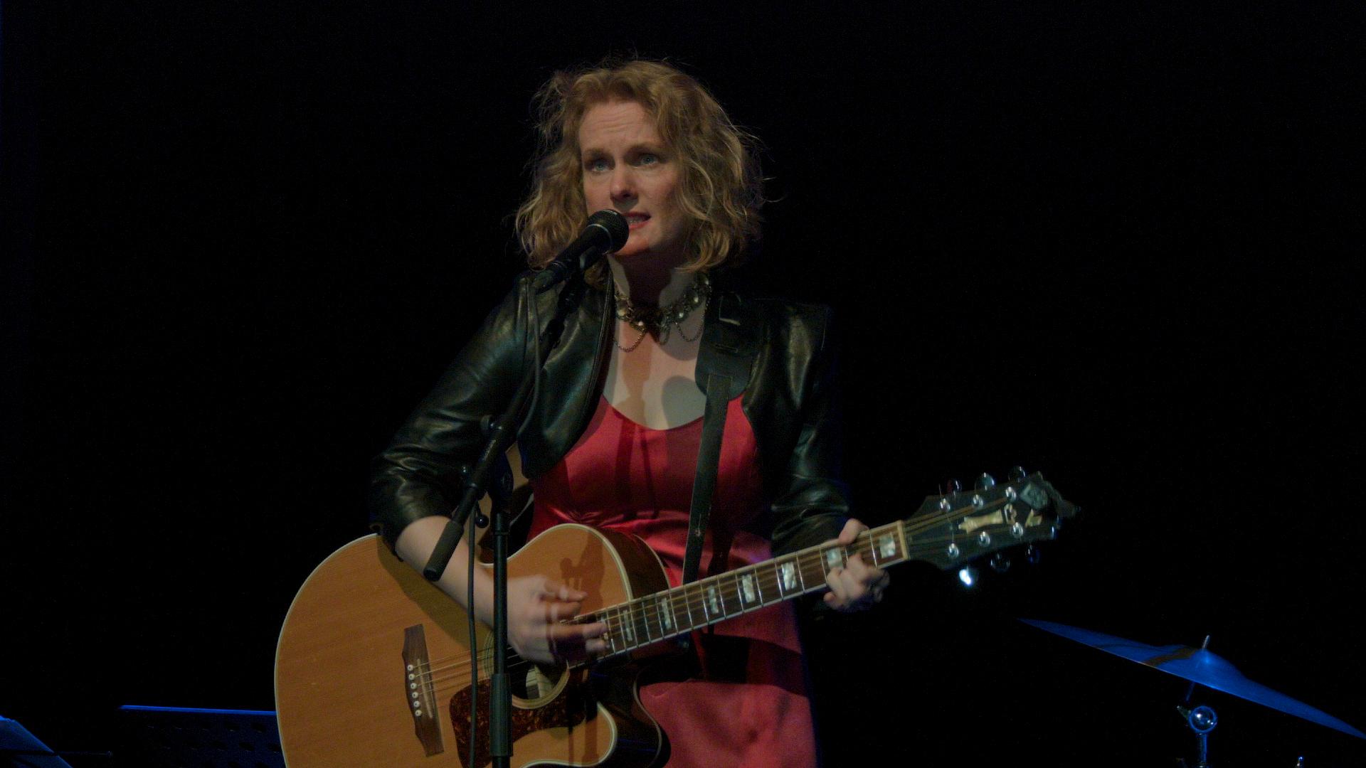 Claudia Vorbach (Solo Konzert)