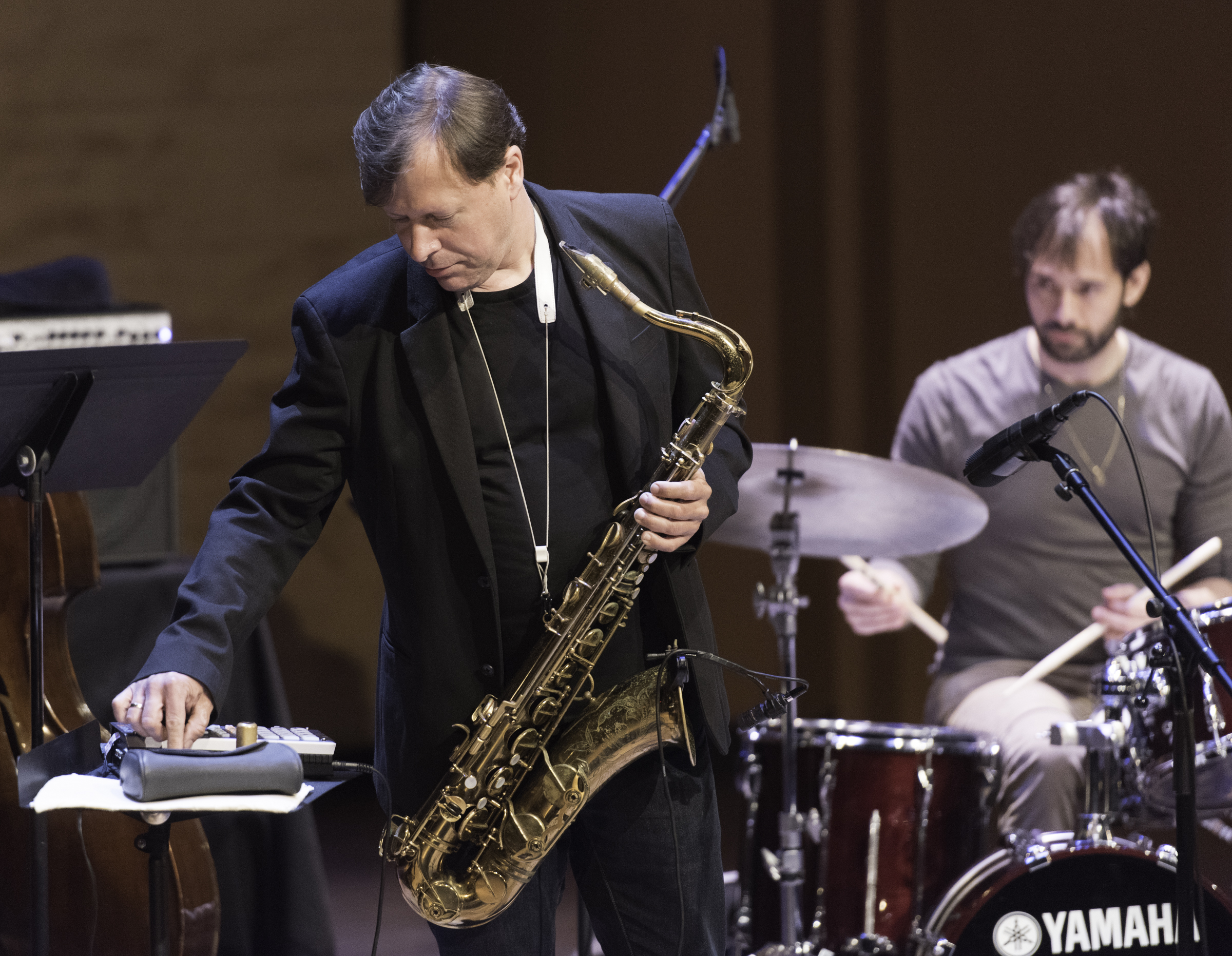 Chris Potter And Dan Weiss With Quartet At The Musical Instrument Museum (mim) In Phoenix