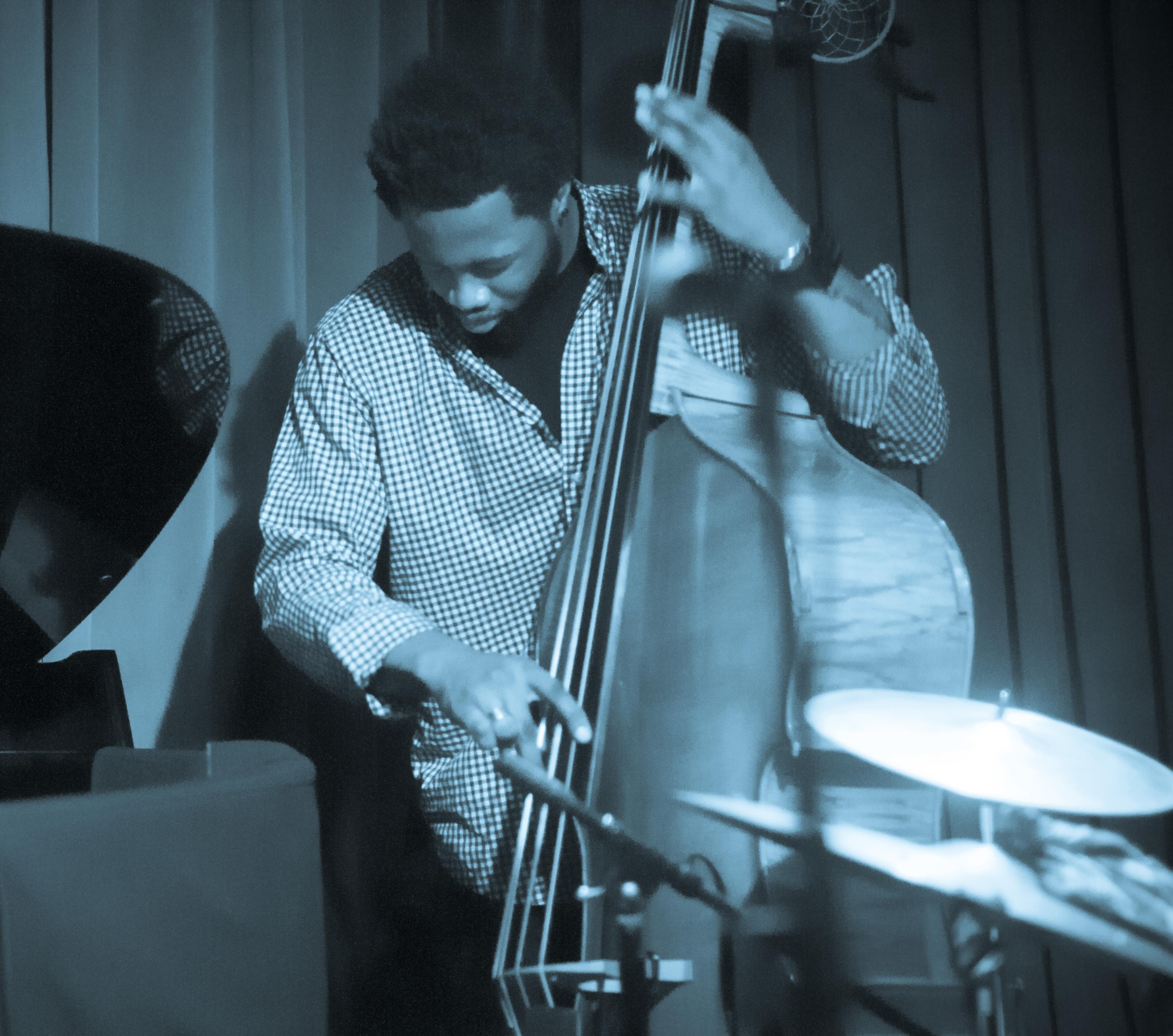 Marc Cary Focus Trio at Smoke Jazz Club