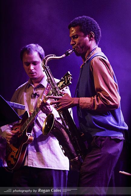 Mark Turner & Kurt Rosenwinkel / 2007 Montreal International Jazz Festival