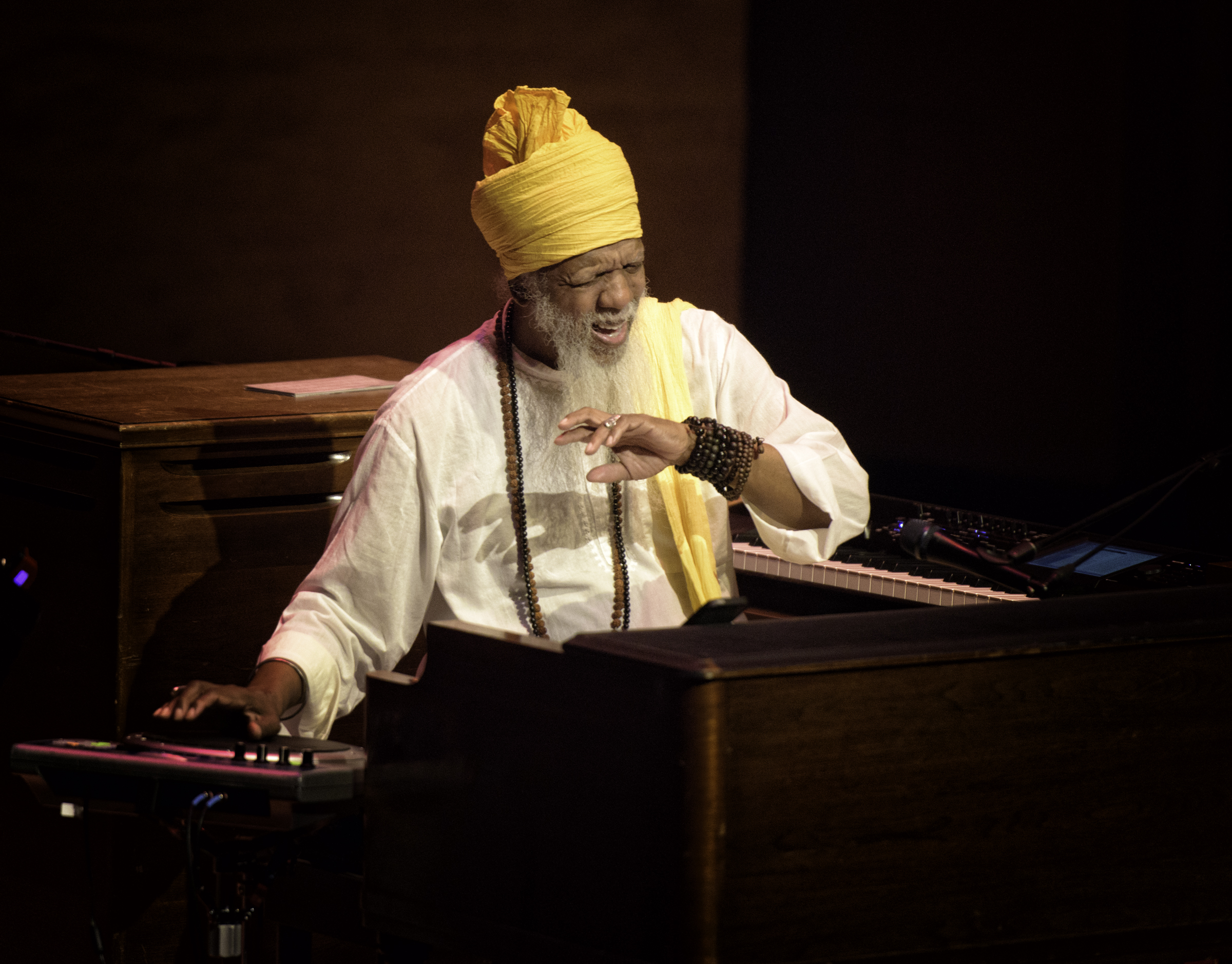 Dr. Lonnie Smith With Trio At The Musical Instrument Museum (mim) In Phoenix