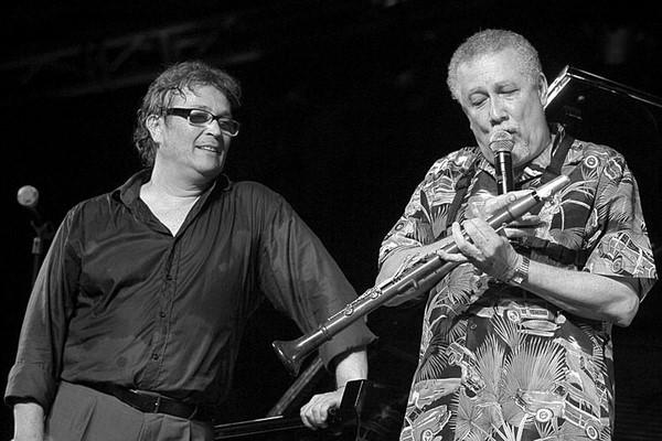 Paquito D'Rivera & Chano Dominguez / Getxo Jazz 2009