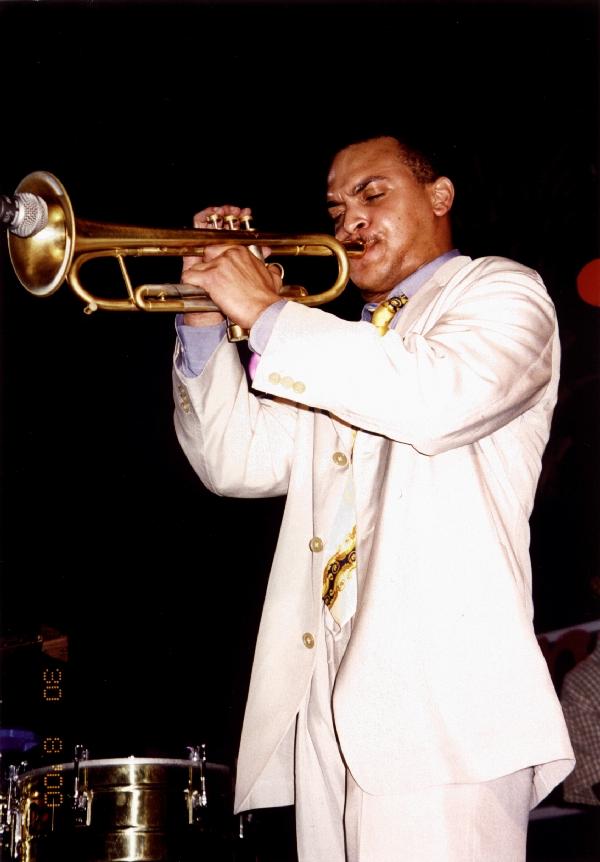 2000-08-30 Irvin Mayfield, Red Sea Jazz Festival, Eilat, Israel