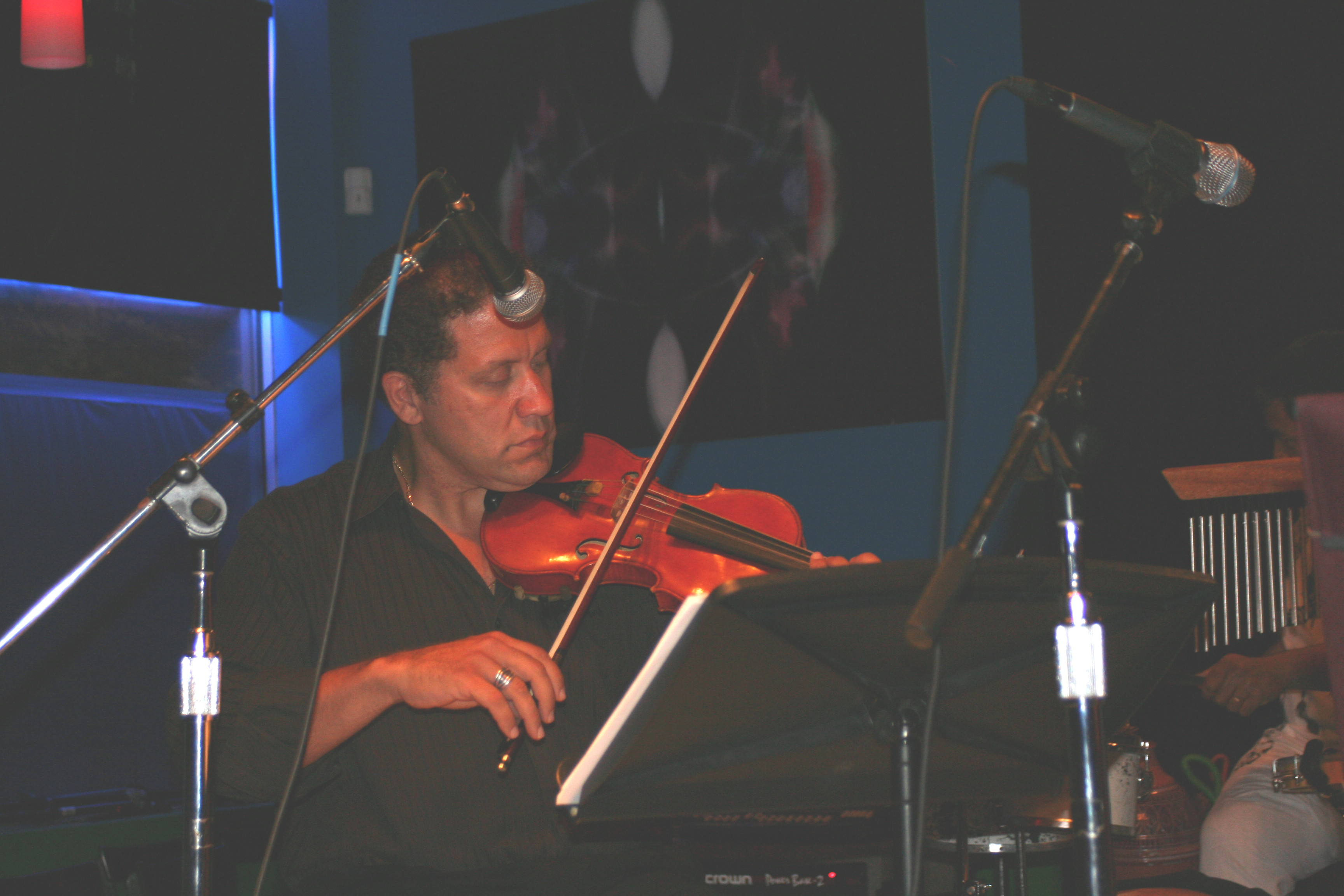 James Sanders @ Velvet Lounge
