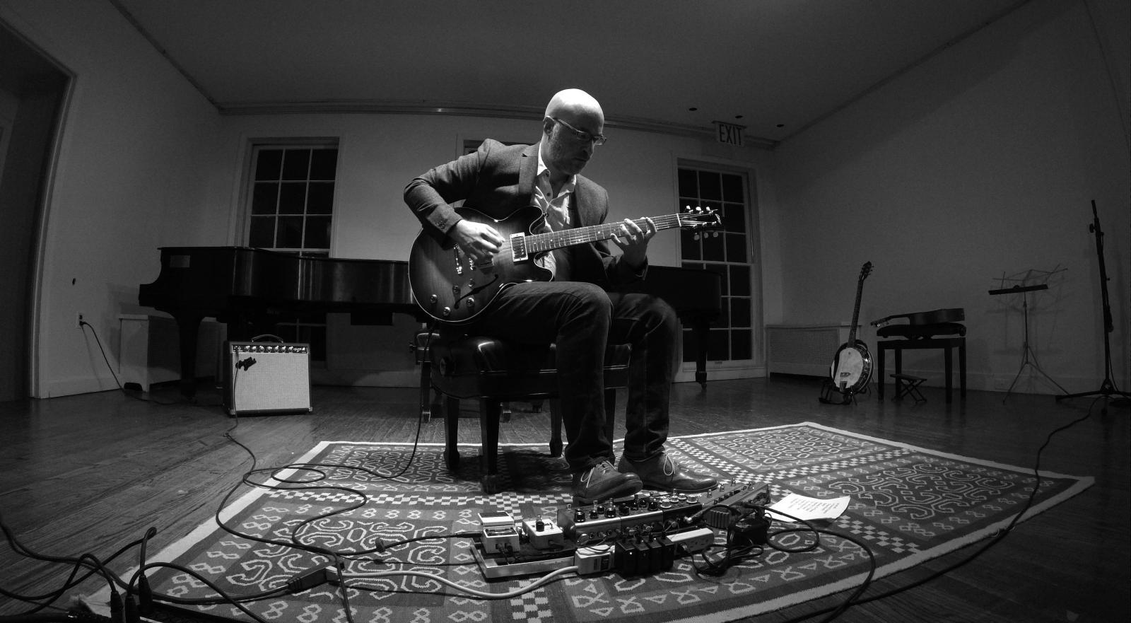 Cameron Mizell - Guitar