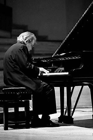 Stan Tracey. 25.4.02