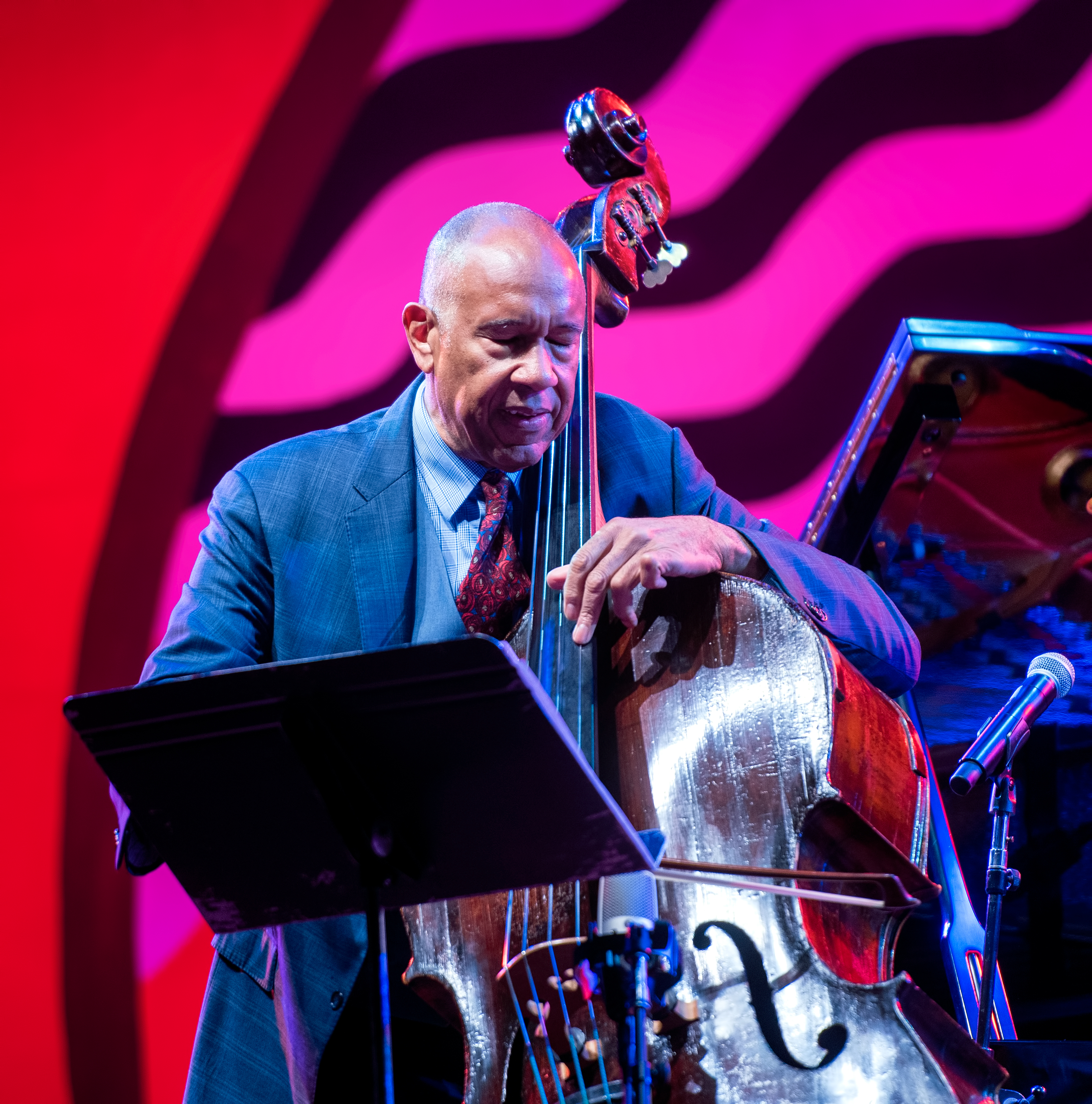 John Clayton with Remembering Ray Brown at the Monterey Jazz Festival 2018