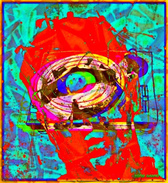 The Death of Acid Jazz Again/Tony Adamo