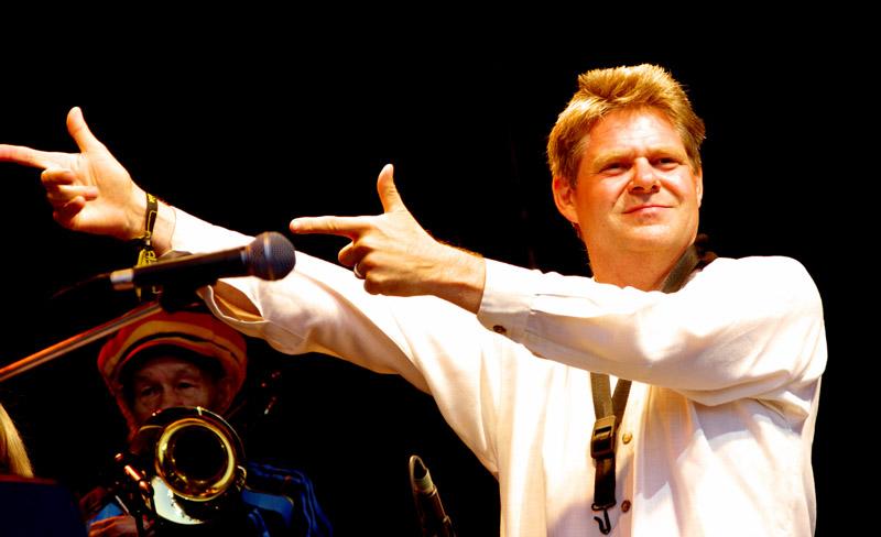 Derek nash, love supreme jazz festival