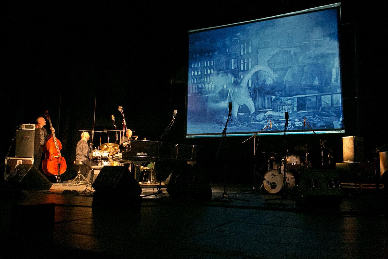 Martin Küchen, Arkady Gotesman, Mark Tokar
