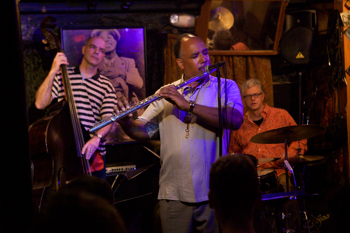 Joris Teepe Trio, Small's Jazz Club, 7/19/12