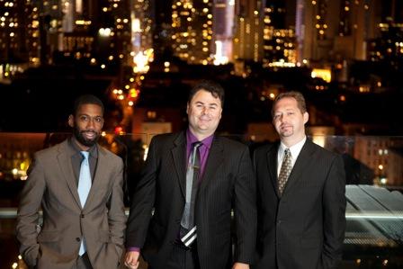 Lawrence Leathers, JC Stylles, Pat Bianchi