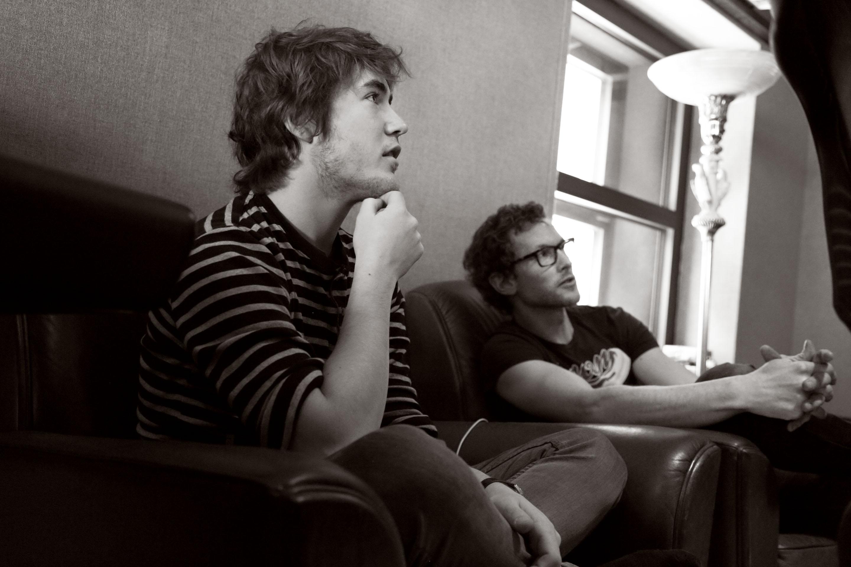 Francois Jalbert & Jordey Tucker