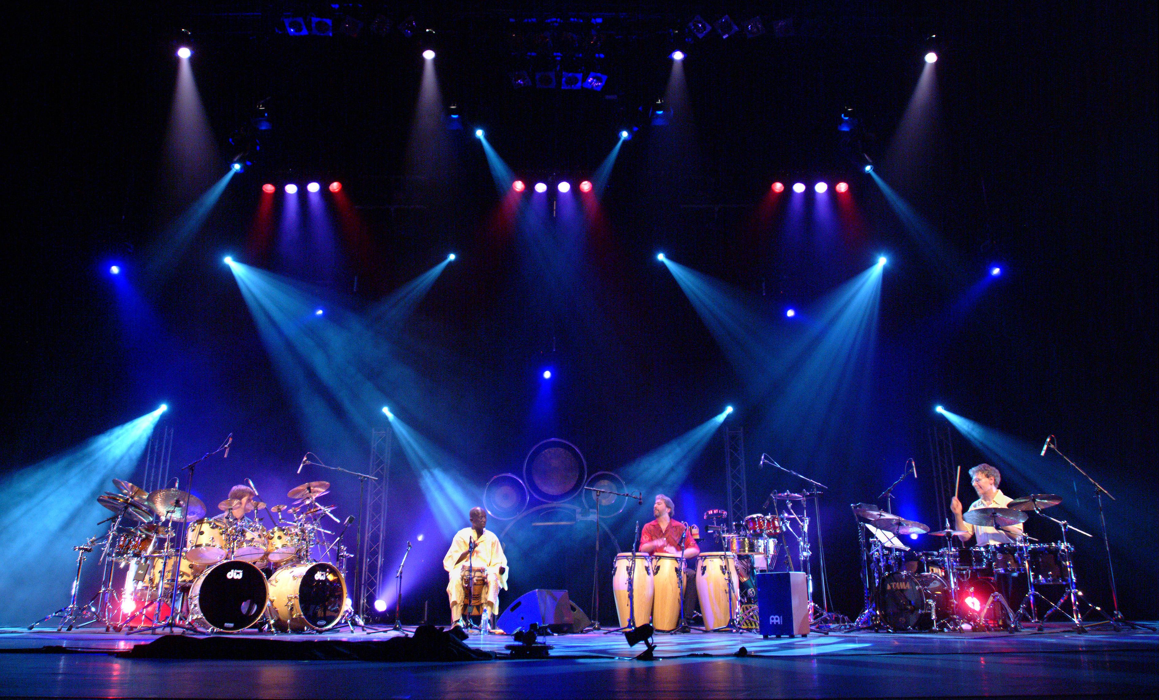 World Drummers Ensemble