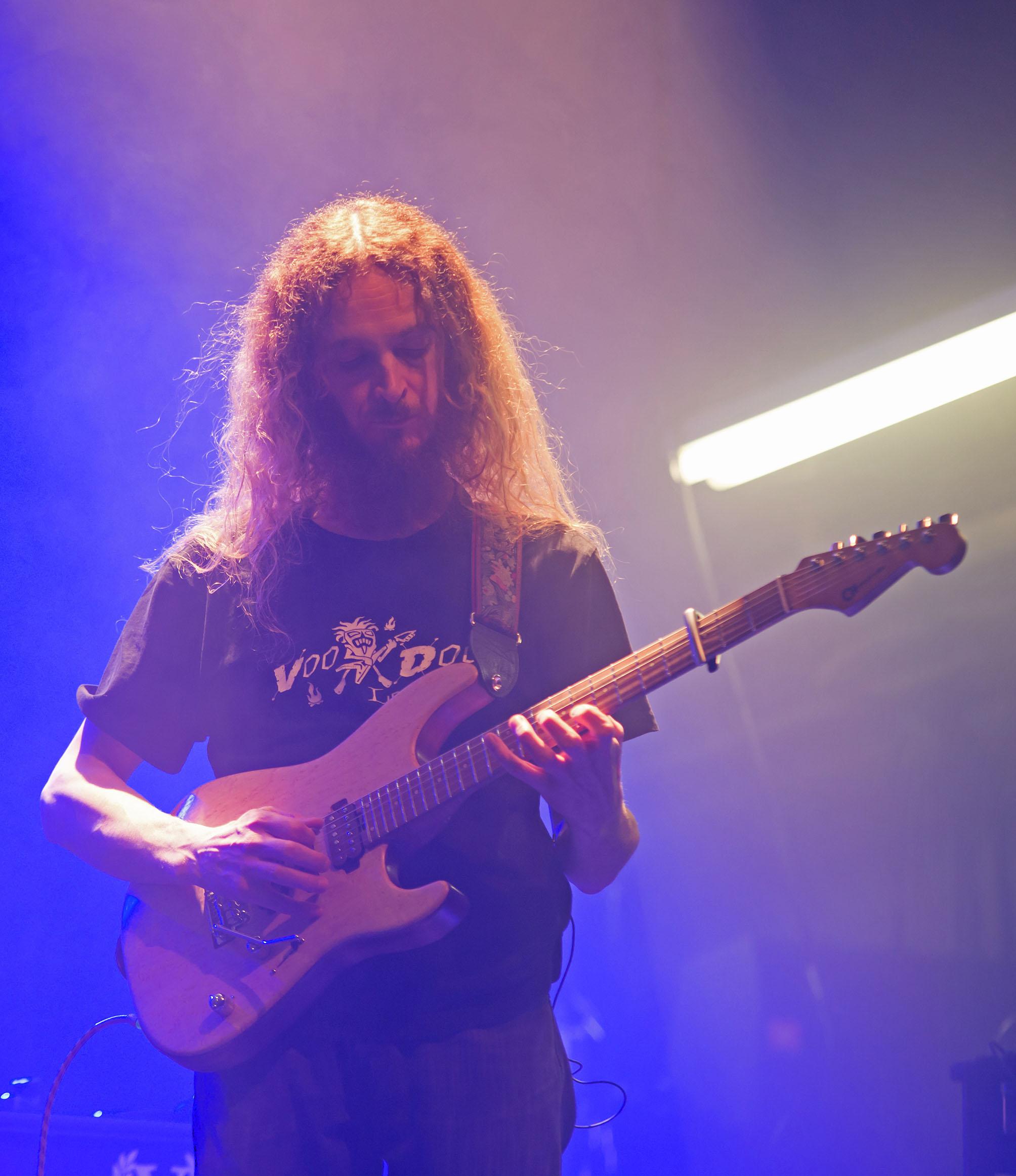 Steven wilson - soundcheck, montreal, april 25, 2013