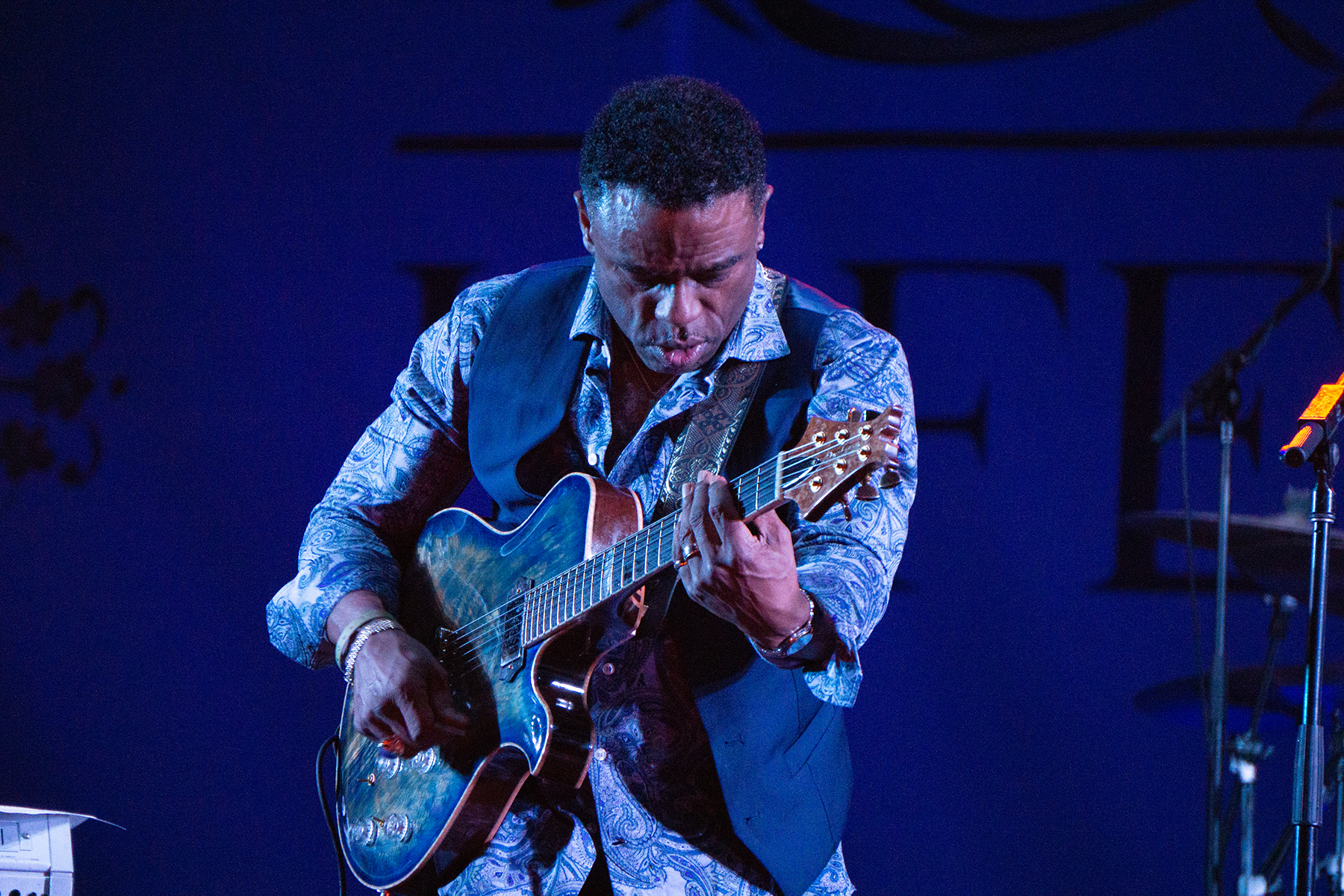 Guitarist Norman Brown Strums Pain And Joy At Life Luxe Jazz