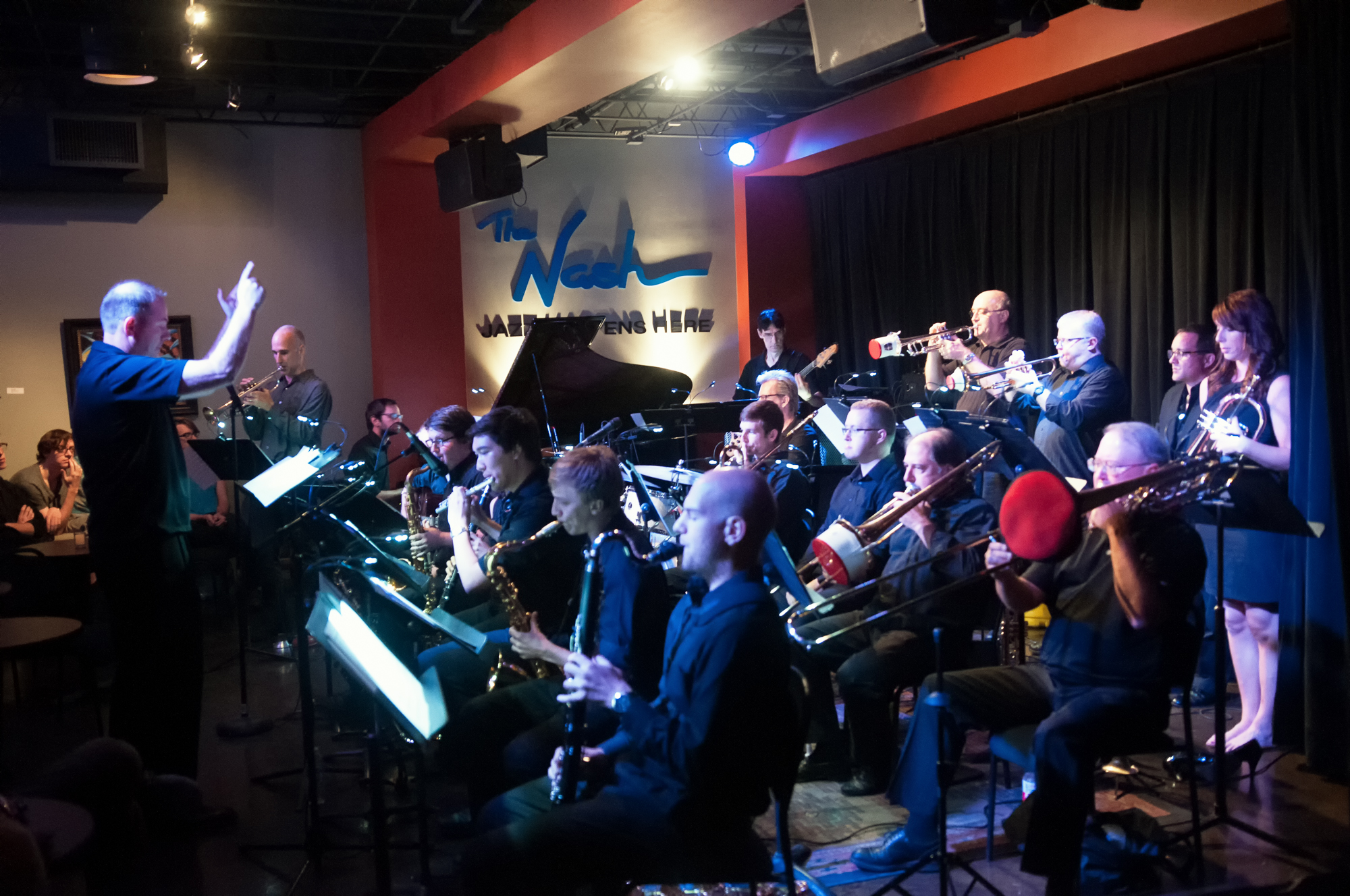 Ralph Alessi With Eric Rasmussen And Scottsdale Community College Orchestra At The Nash