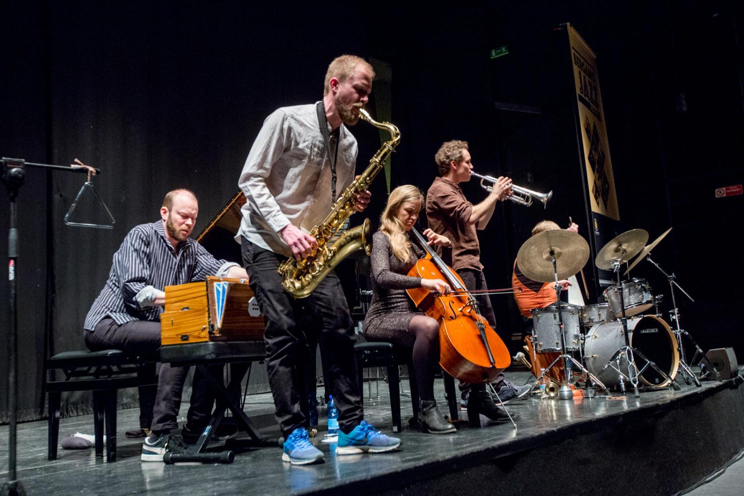 Christian Wallumrod at Bergamo Jazz 2017