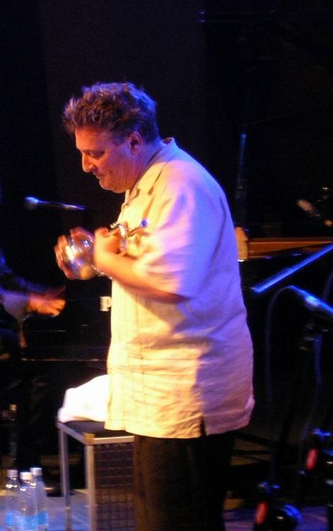 """Larry Cramer - """"Jane Bunnett and the Spirits of Havana"""" (Skopje Jazz Festival'2004, Skopje, Macedonia)"""