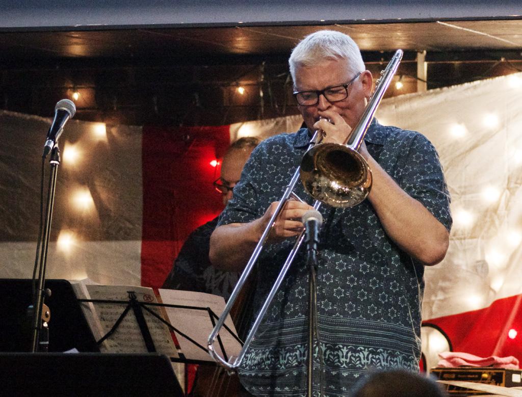 Mark Nightingale Quintet