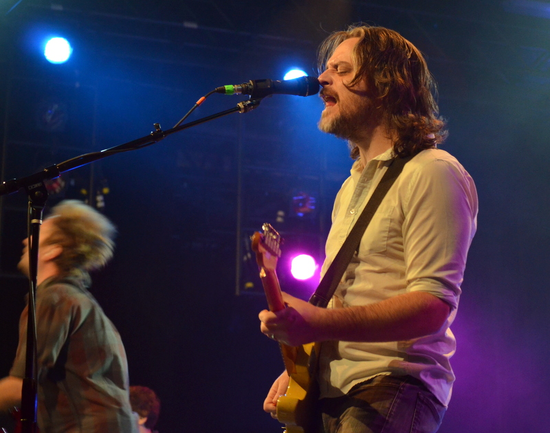 Minus the Bear at  Best Buy Theater
