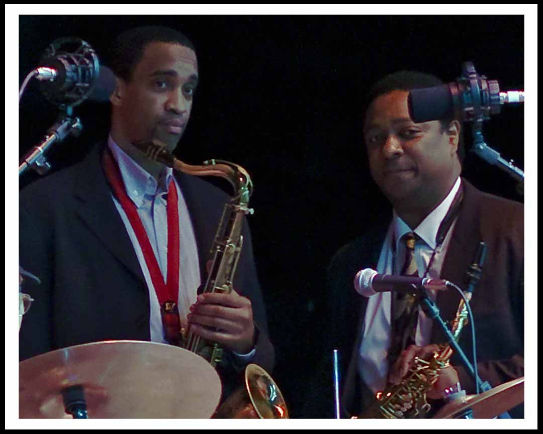 Javon Jackson & Vincent Herring