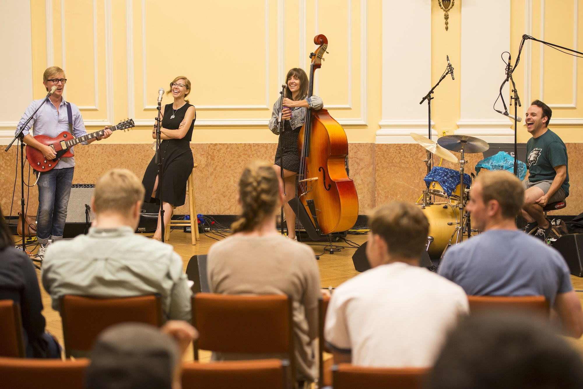 Lake Street Dive at New England Conservatory