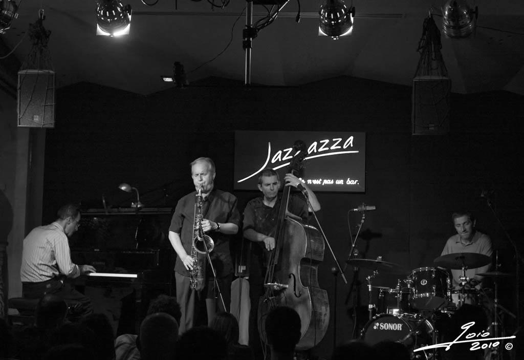 Scott Hamilton Quartet - 2010
