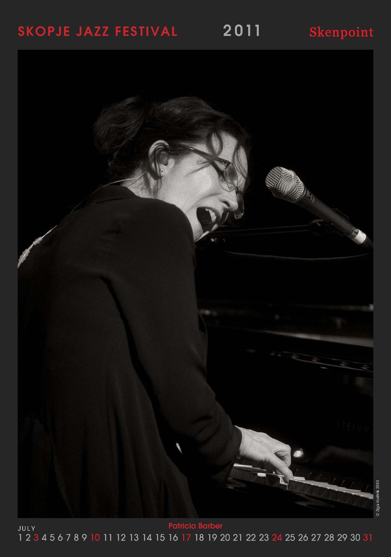 SJF 2011 / Patricia Barber
