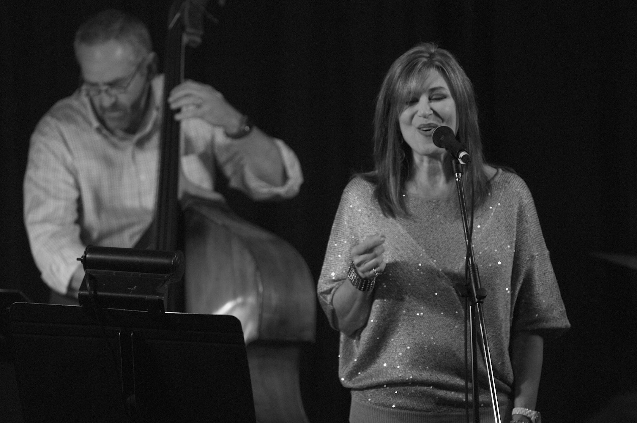 Denise Donatelli & Trio at the Attucks Theater