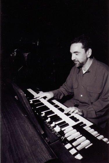 Mike Ledonne at Rudy Van Gelder's Studio