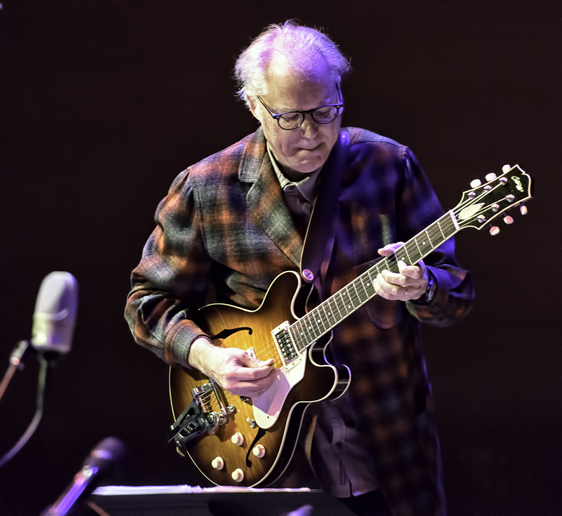 Bill Frisell With Charles Lloyd Quartet At The Musical Instrument Museum (mim) Phoenix