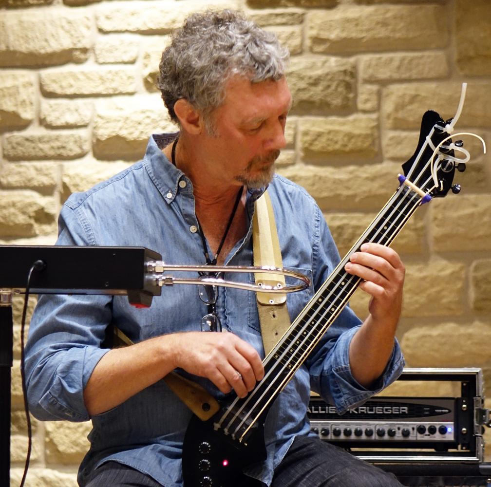 Jeff Bird At Guelph Jazz Festival 2016
