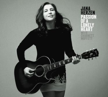 """Motéma Music Founder And President Jana Herzen Releases """"Passion Of A Lonely Heart,""""  A Duo Project With Bassist Charnett Moffett"""