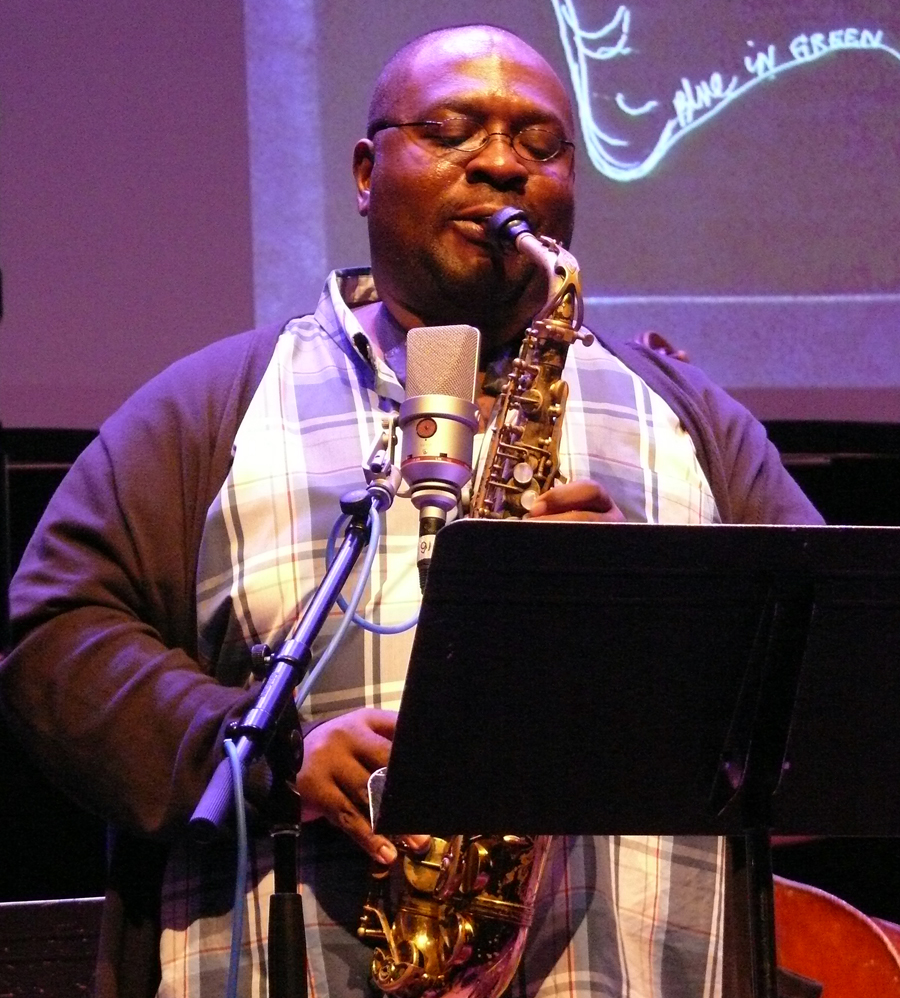Darius Jones at Vision 17