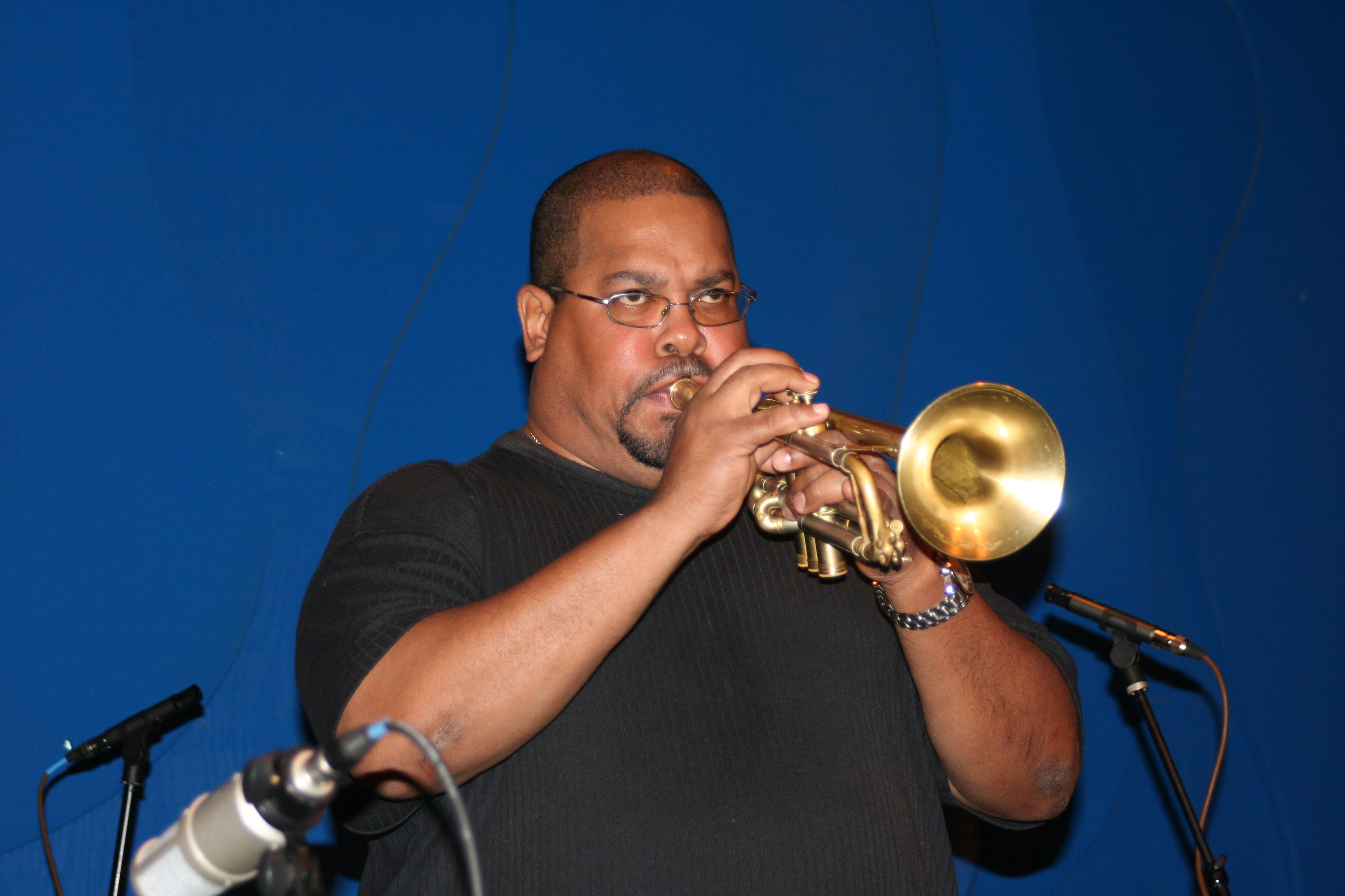 Pharez whitted band @ jazz kitchen 2013
