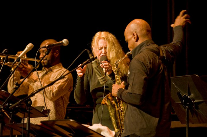 Jorge sylvester ace collective at the bruckner haus