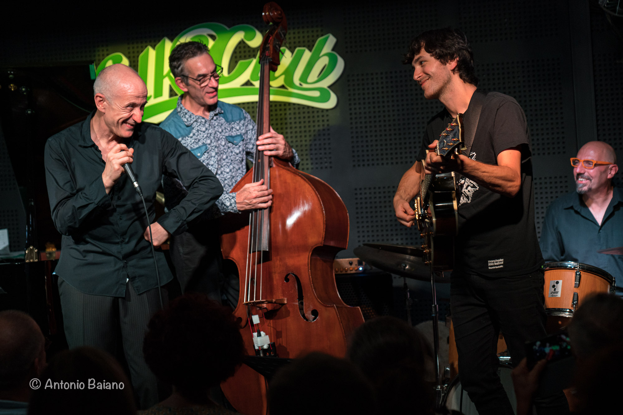 Servillo, Mantovani, Luft and Zirilli