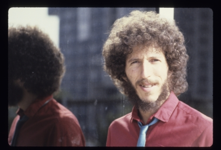 Bob Mintzer in NYC, 1981