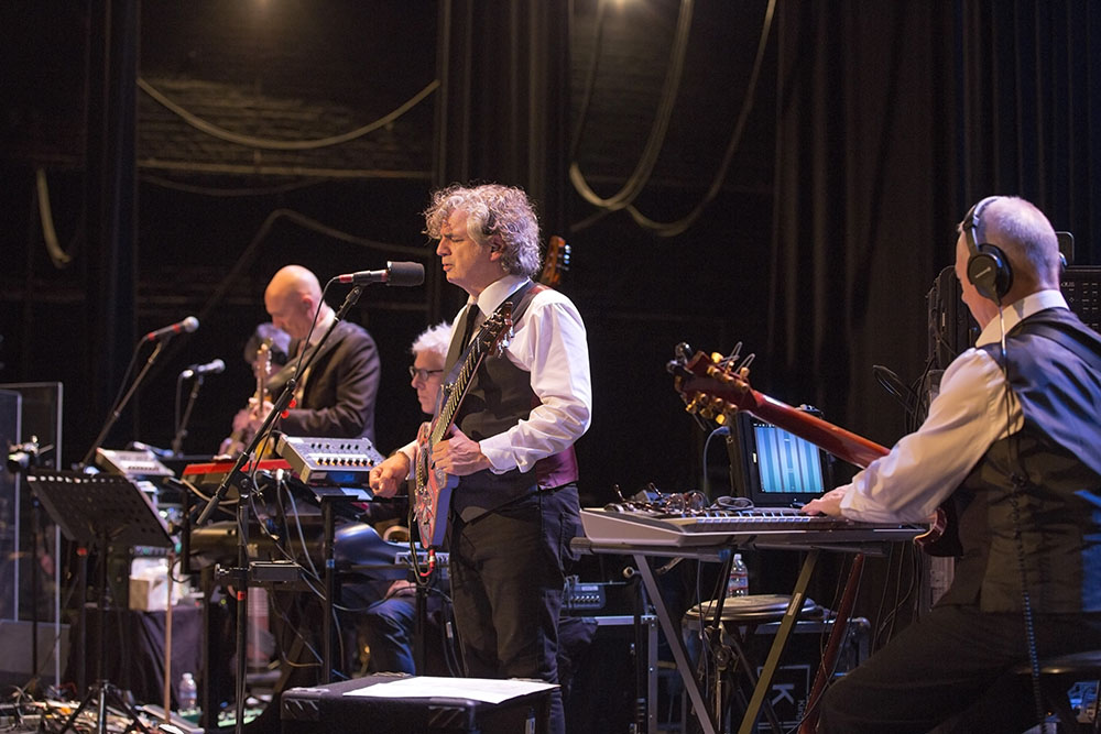 King Crimson, 2017 North American Tour