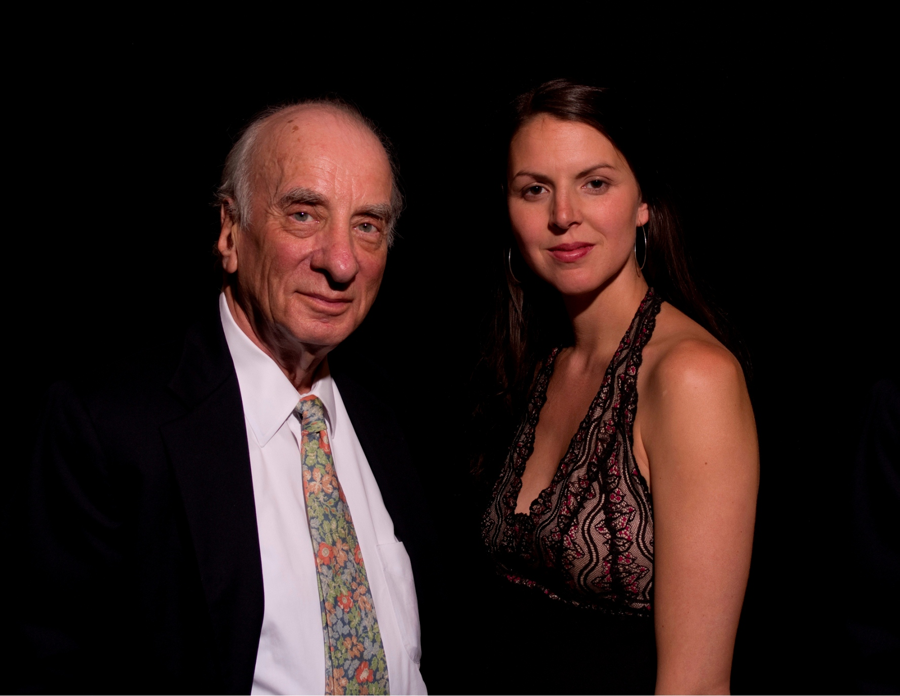 Dick Hyman with Heather Masse