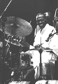 2003 Chicago Jazz Festival, Saturday: Elvin Jones Led His Quintet
