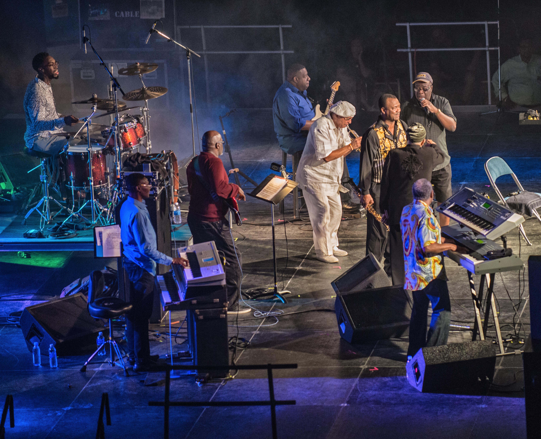 Superstars of Jazz Fusion