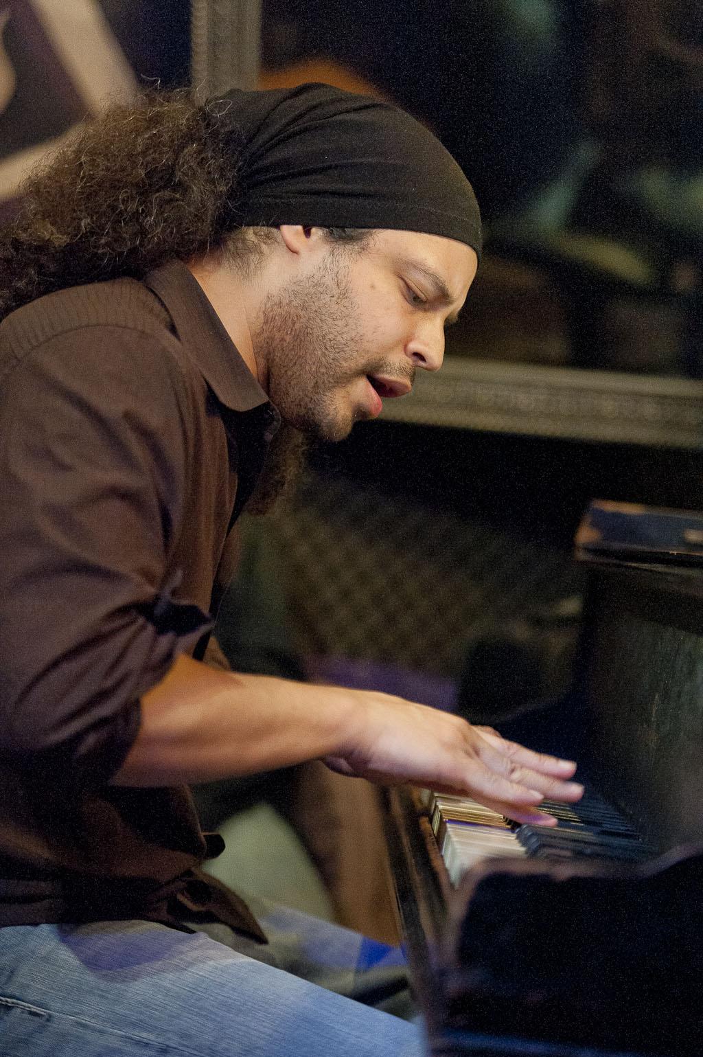 Duane eubanks quartet live at smalls nyc 5/16/13