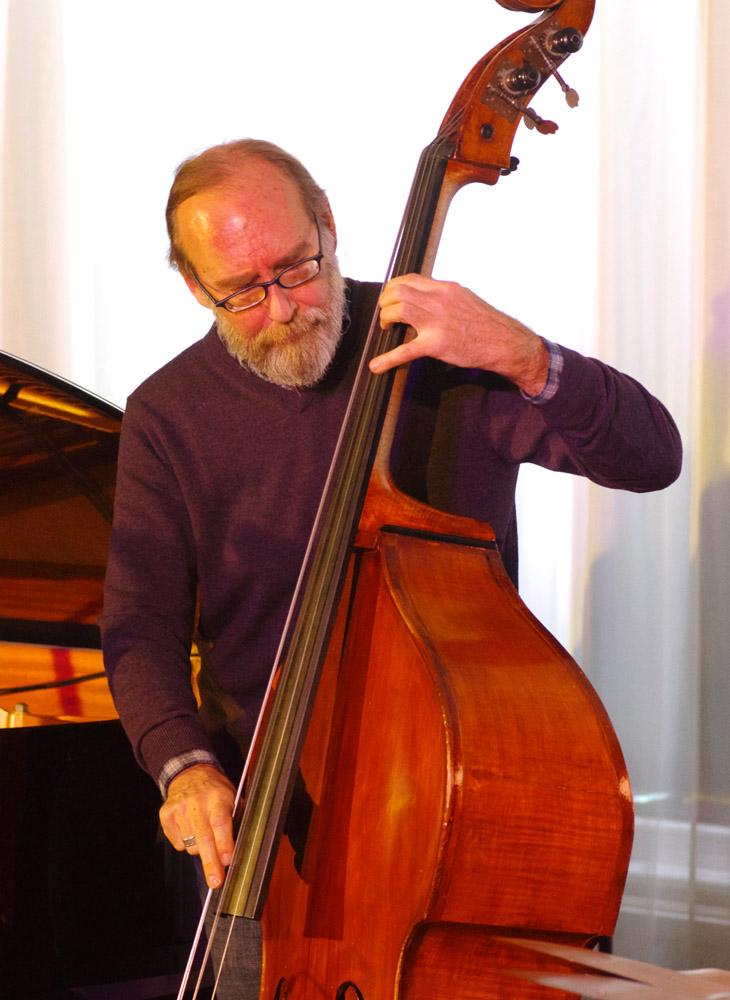 Marc Copland Quartet - Drew Gress