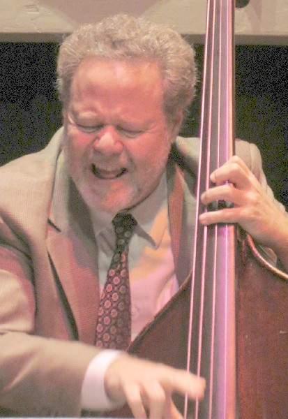 Chuck Bergeron with Shelly Berg Trio at Harriet Himmel Theatre, West Palm Beach, 2/28/12