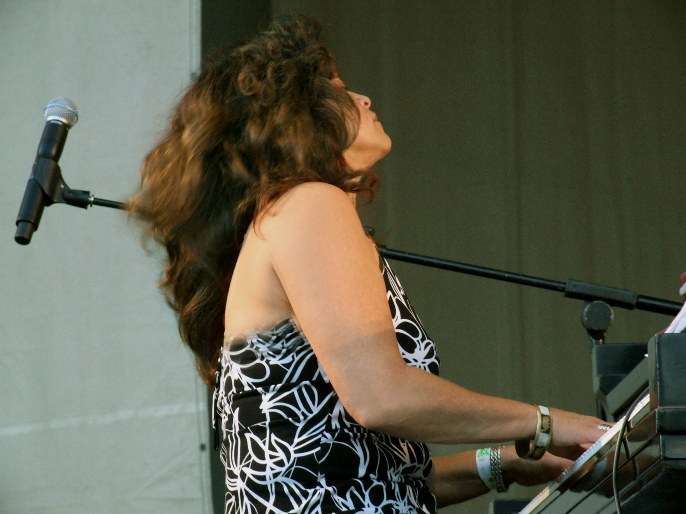 Michele Rosewoman Chicago Jazz Fest 2007
