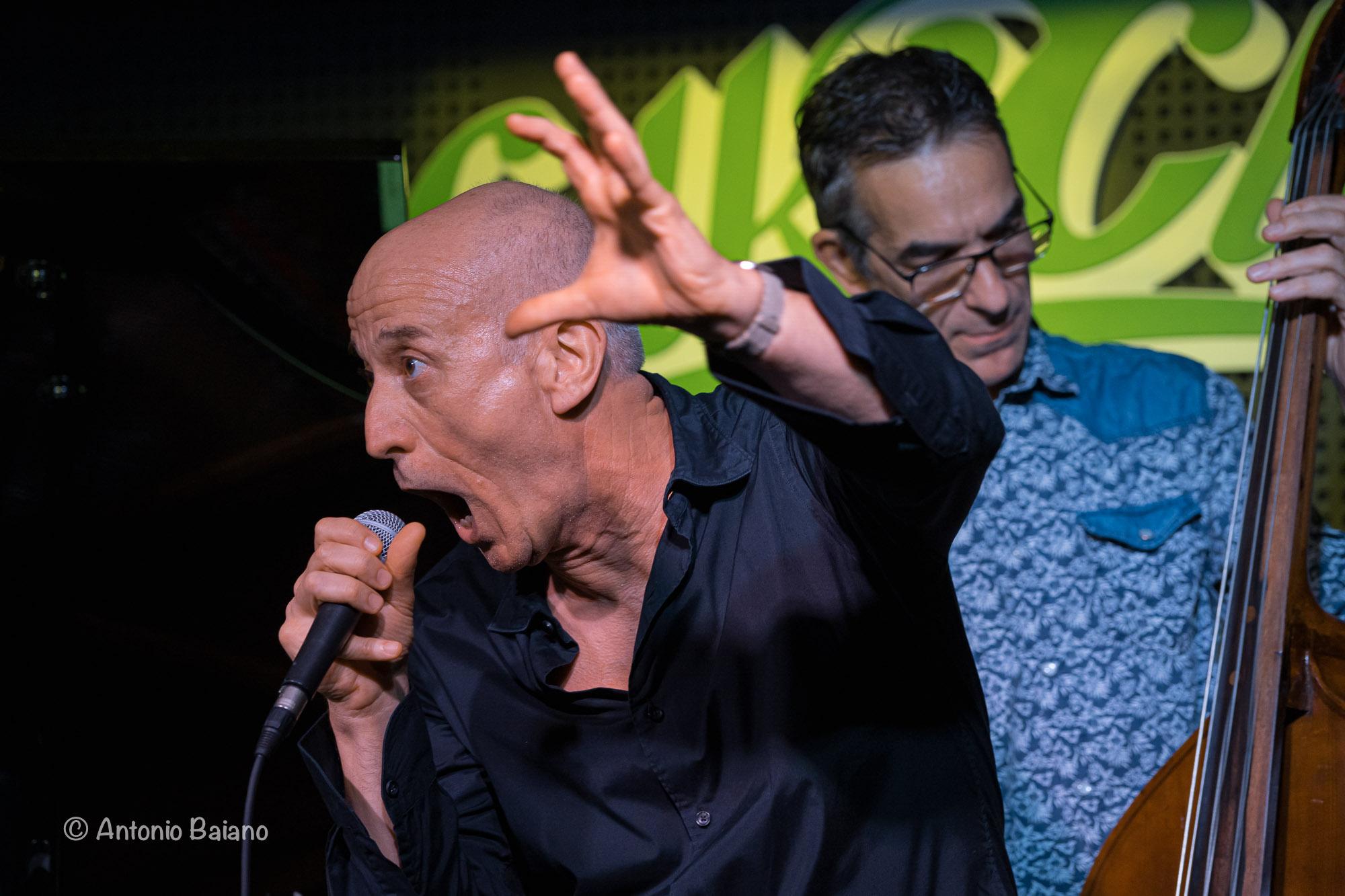 Peppe Servillo and Davide Mantovani