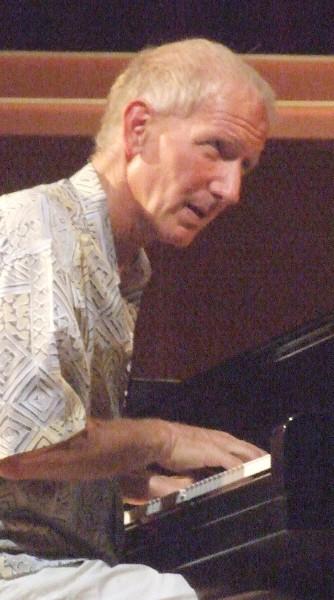 Phil Markowitz with Saxophone Summit at 2011 Chicago Jazz Festival