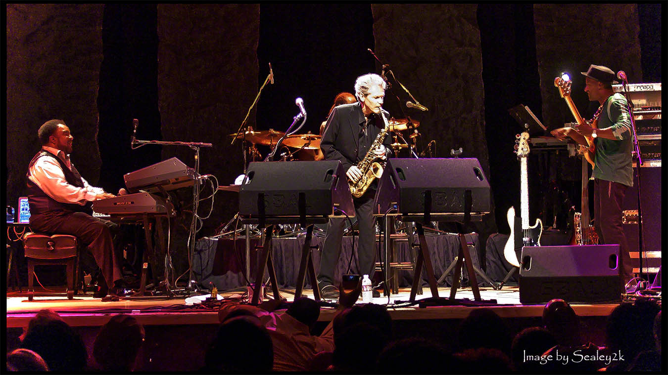 DMS (George Duke, Marcus Miller, David Sanborn) Performing in Atlanta, GA 5/30/2011